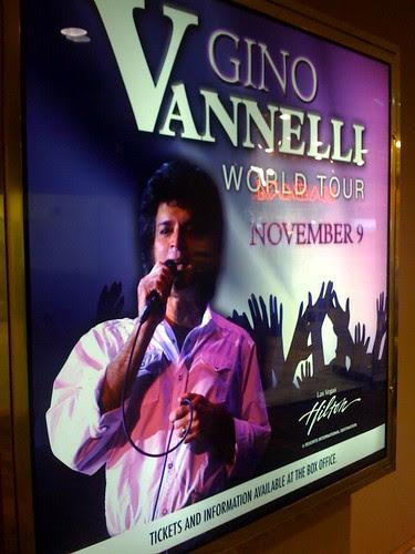 Gino Vannelli in Vegas