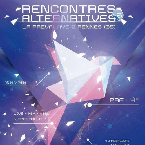 ULaws @ Rencontres Alternatives 2015 by UnconsciousLaws