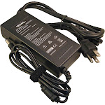 Denaq - AC Power Adapter for Select Toshiba Laptops - Black