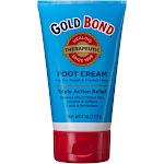 Gold Bond Triple-Action Foot Cream - 4 oz.