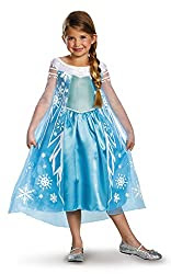 Disney Frozen Elsa and Anna Costume