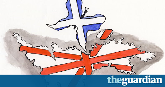 Theresa May is dragging the UK under. This time Scotland must cut the rope | George Monbiot | Opinion | The Guardian