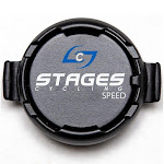 Stages Cycling Speed Sensor