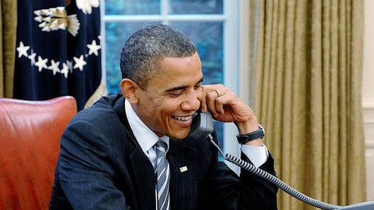 Presidential phone calls: How do world leaders talk to each other?