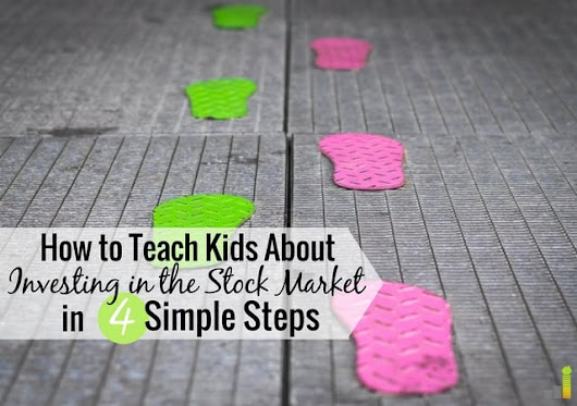 How to Teach Kids About Investing in 4 Simple Steps - Frugal Rules