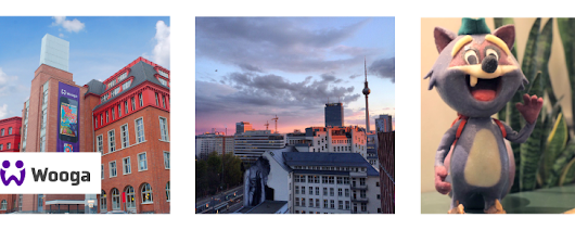 Our berlin home for this summer! || Hackership blog