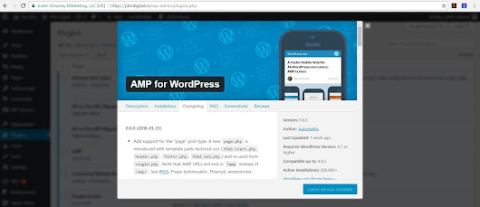 AMP for WordPress Now Supports Pages | JDM Digital