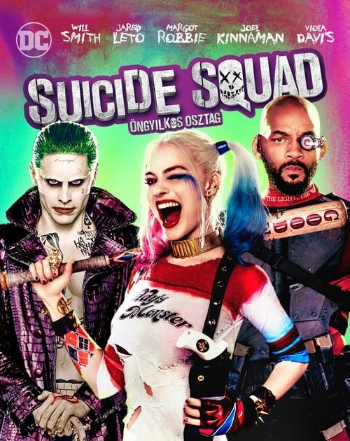 Stream Suicide Squad English