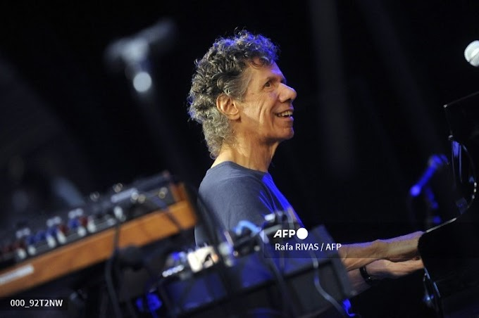 Jazz legend and fusion pioneer Chick Corea dies of cancer