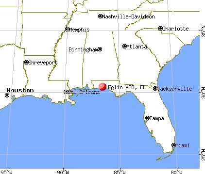 Campus Map Air Force Base Florida Map