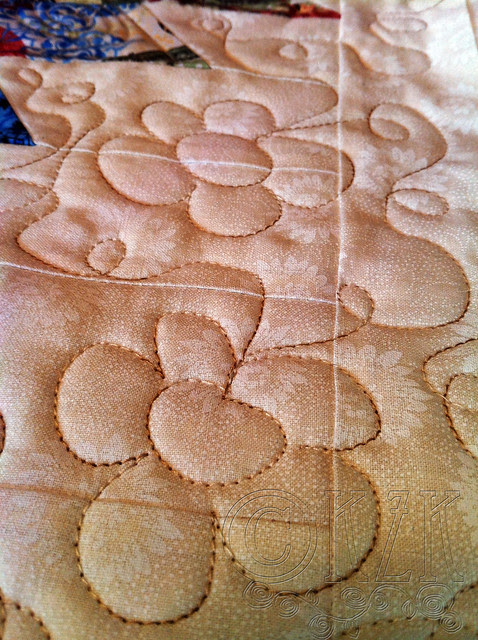 IMG_6796 Table Runner with Donna