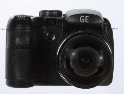 Product shots of the GE X5
