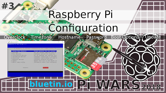 Beginners Guide to Raspberry Pi Configuration - bluetin.io