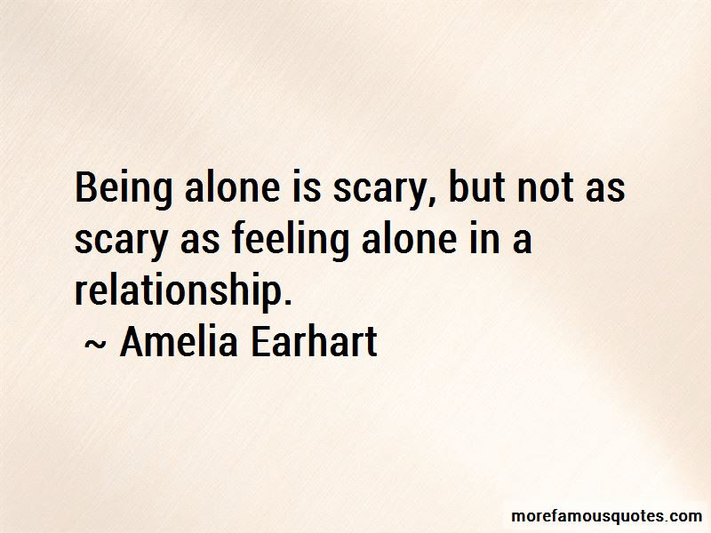 Quotes About Being In A Relationship But Feeling Alone Top 1 Being