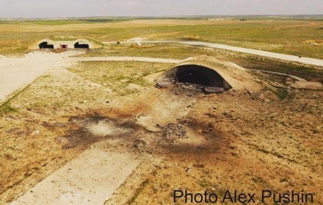 Η βάση Αλ Σαϊράτ που έπληξαν με πυραύλους οι ΗΠΑ λειτουργεί κανονικά