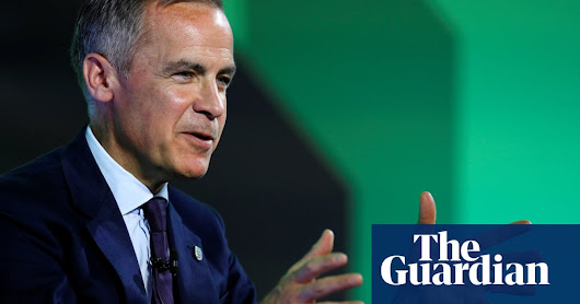 Escalation of trade war will hurt US most, Mark Carney tells Donald Trump | Business | The Guardian