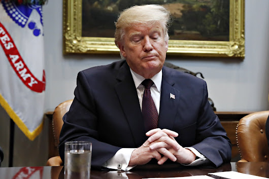 AP-NORC poll: Shutdown drags Trump approval to yearlong low