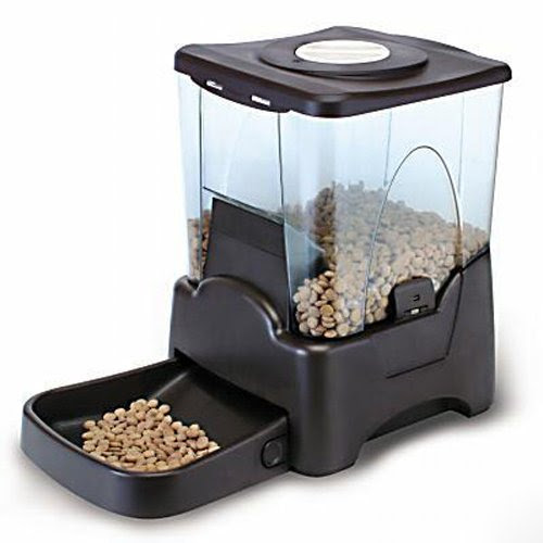 5 Benefits of Automatic Pet Feeder