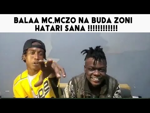 VIDEO | BALAA MC,MCZO NA BUDA ZONI STUDIO WAKIAANDA NYIMBO | DOWNLOAD NOW