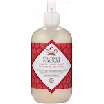 Nubian Heritage Liquid Hand Soap Coconut & Papaya - 12.3 fl oz