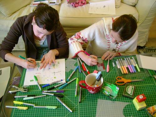 crafty girls