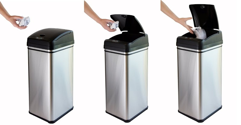 Trends For Kitchen Garbage Can Clipart pictures