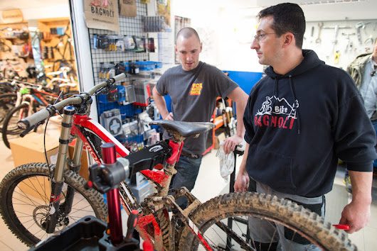 What is a bike service all about?