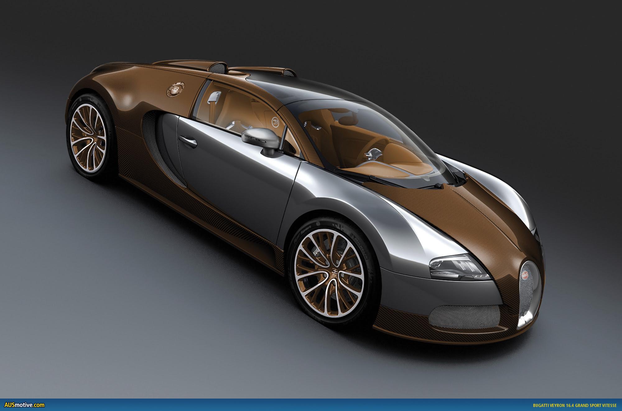 AUSmotive.com \u00bb Bugatti Veyron 16.4 Grand Sport Vitesse
