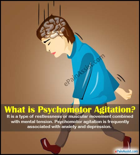Psychomotor Agitation and/or Psychomotor Retardation ...