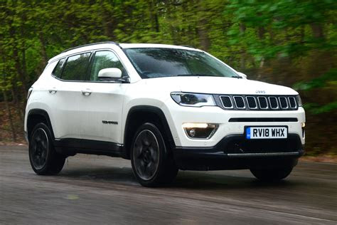 jeep compass limited suv  review auto express