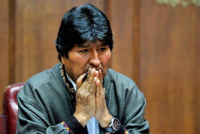 BOLIVIA AFRONTARÁ ELECCIONES SIN EVO MORALES POR PRIMERA VEZ EN TRES DÉCADAS