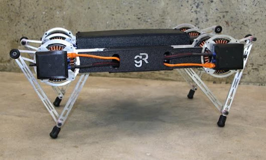 Ghost Robotics' Minitaur Quadruped Conquers Stairs, Doors, Fences, and Is Somehow Affordable
