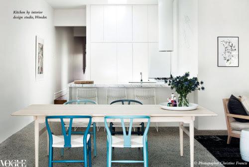 Vogue Living | Melbourne interior design studio Wonder