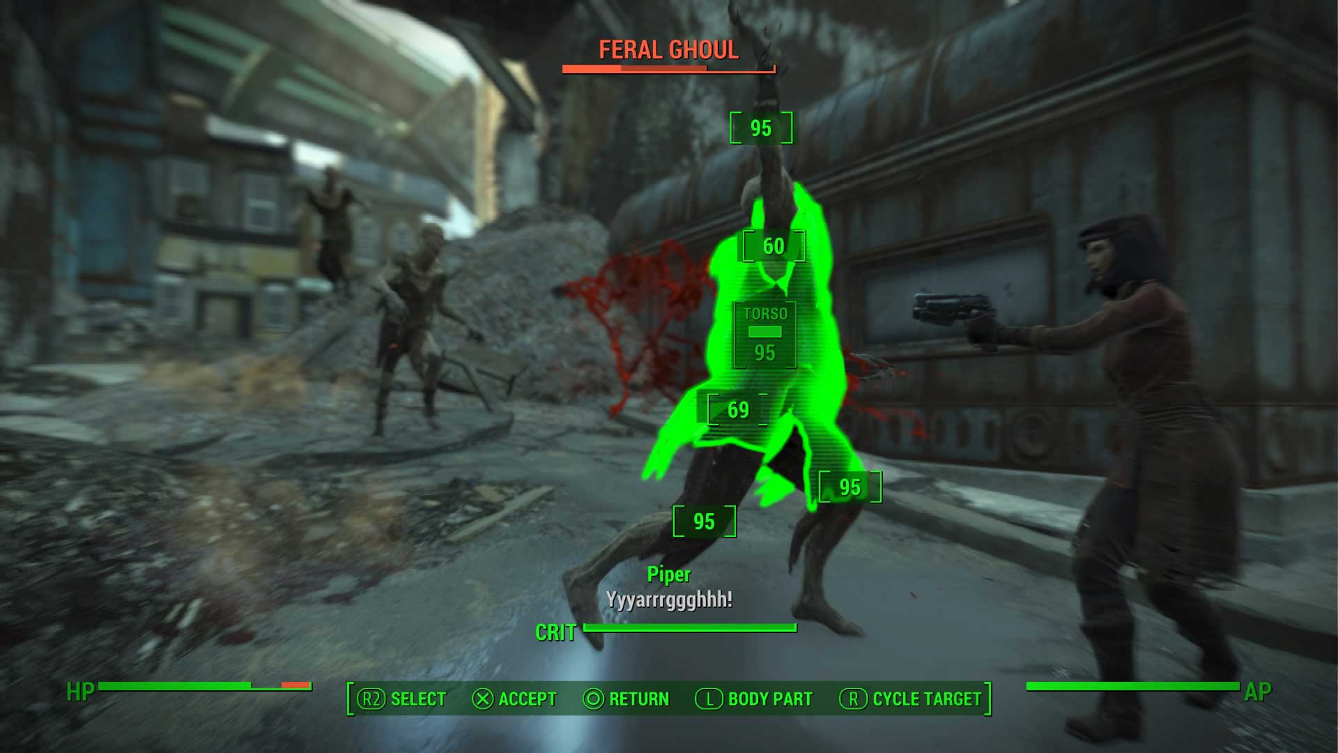 fallout 4 guide tips ghouls
