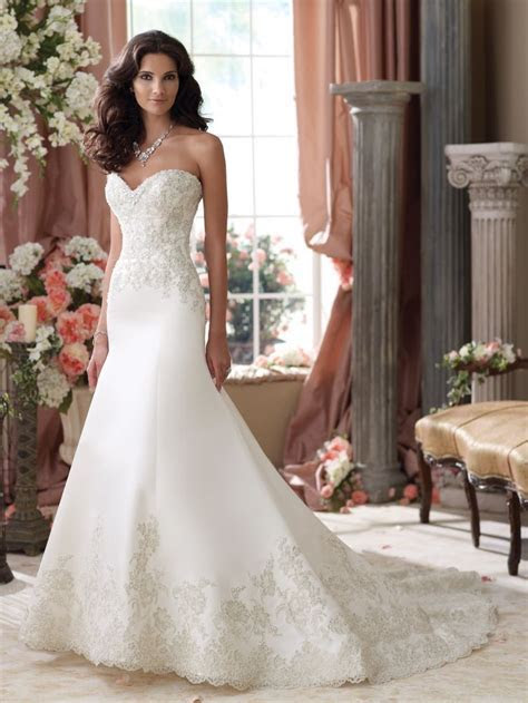 Style No. 114279 » David Tutera for Mon Cheri » wedding