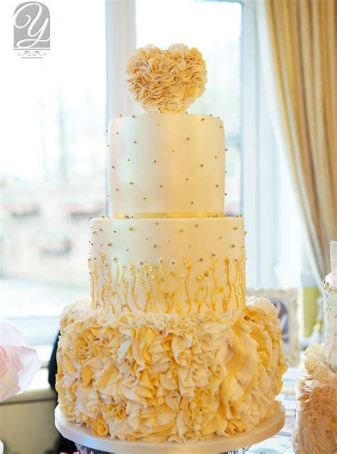 31  Creative Wedding Cake Design to Inspire you for Your
