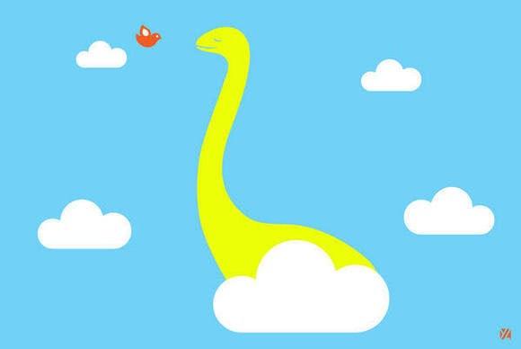 Twitter Sucesso Loch Ness