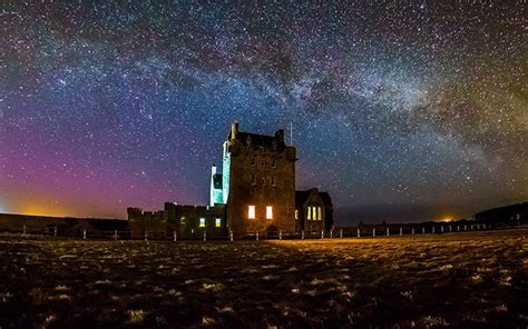 Ackergill Tower   Castle Wedding Venue in Caithness   CHWV