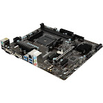 MSI B350M Pro-VD PLUS with AMD B350 microATX Motherboard - Socket AM4