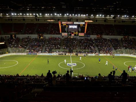 San Diego to Serve as Host Site for First Indoor Soccer