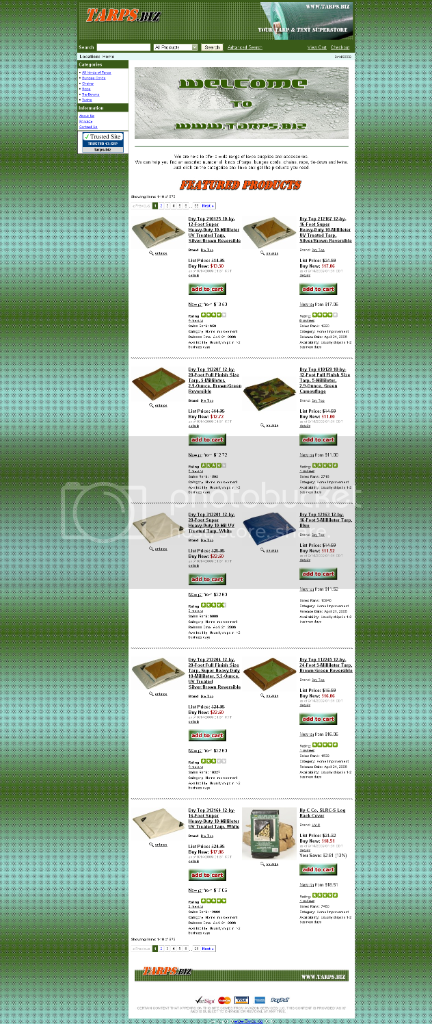 tarps online,template design, associate 0 matic, associateomatic