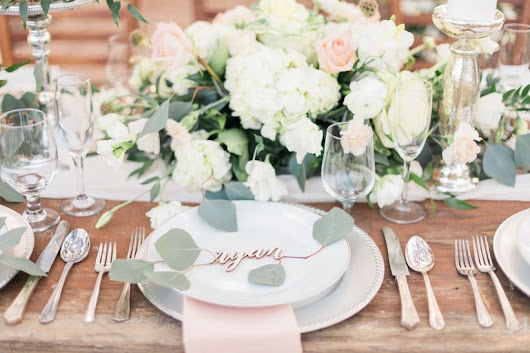 A Step-by-Step Guide to Choosing Your Wedding Decor