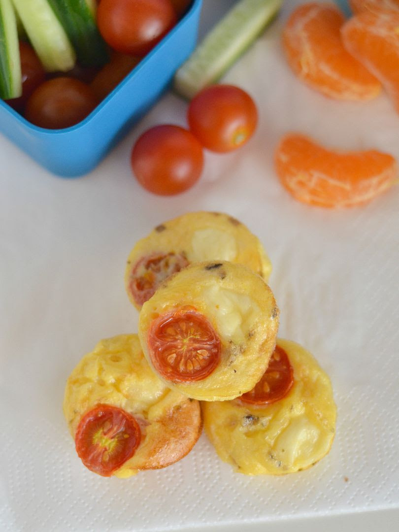 ham, cheese and tomato muffins #shop #cbias #ad