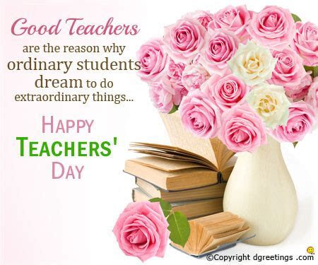 Teachers' Day Poems, Poems for Teachers Day
