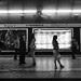 De esos días calurosos en el metro