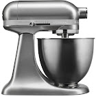 KitchenAid Artisan Mini Tilt-Head Stand Mixer - 3.5 qt - Contour Silver