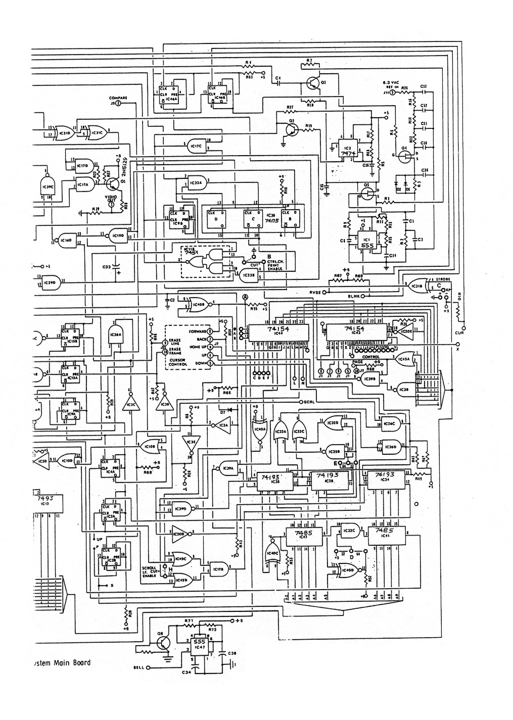 2000 International 4700 Starter Wiring Diagram