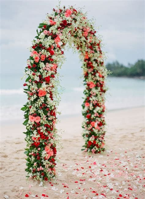204 best Ceremony Decor images on Pinterest   Hawaii