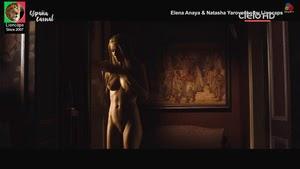 Elena Anaya and Natasha Yarovenko nude in movie Habitacion en Roma #4