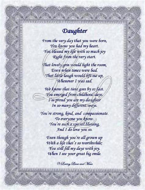 daughter poem